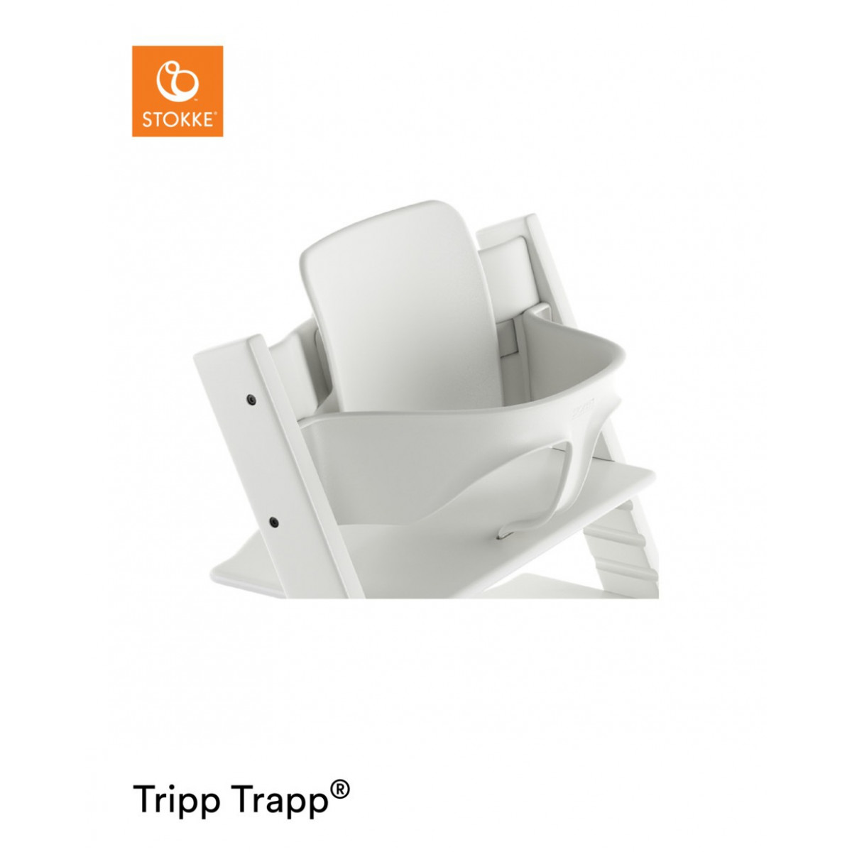 Tripp Trapp stol inkl. BabySet