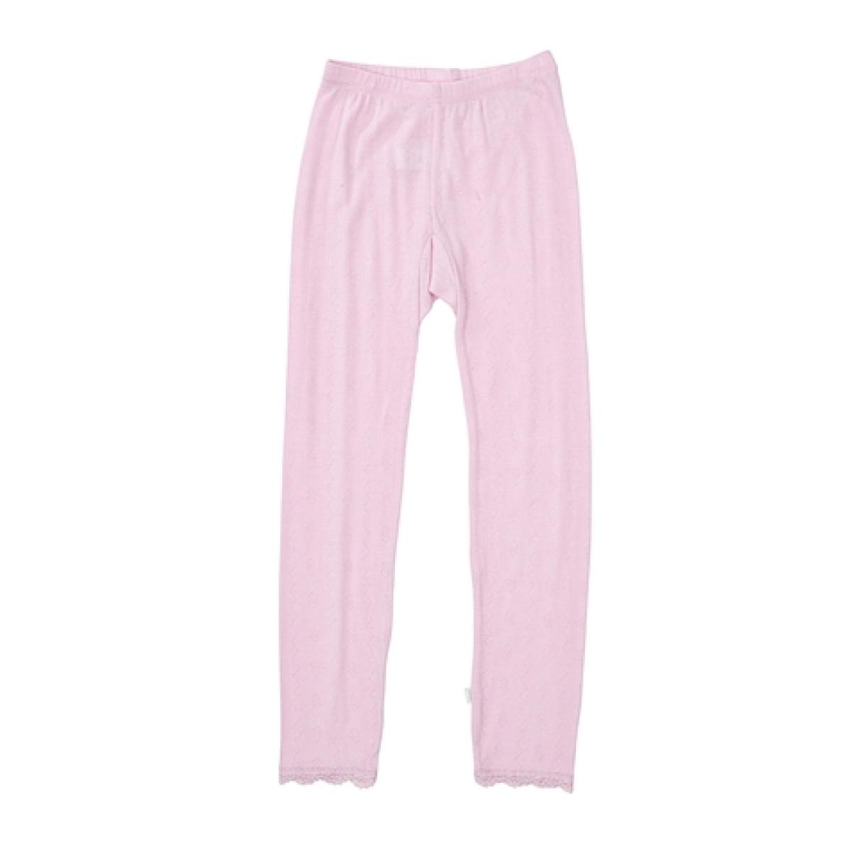 cf98e095b9e Joha leggings uld/silke, lyserød